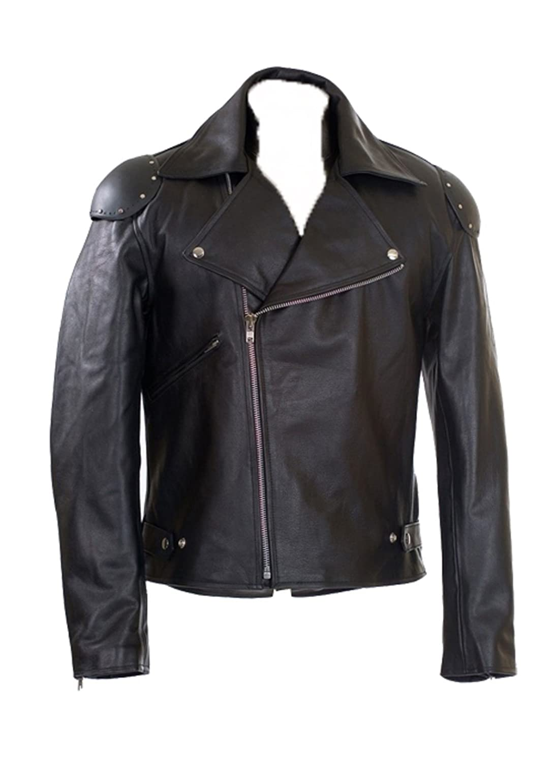 Men's Mad Max Real Biker Leather Jacket