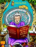 img - for Sweeet Old Lady's New Book of Nursery Rhymes Coloring Book book / textbook / text book