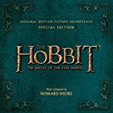 The Hobbit: The Battle Of The Five Armies - Original Motion Picture Soundtrack (Special Edition) [+digital booklet]