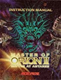 img - for Master of Orion II Instruction Manual: Battle at Antares book / textbook / text book