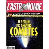 l'astronomie; le retour des grandes comètes; ison: la comète-événement de 2013