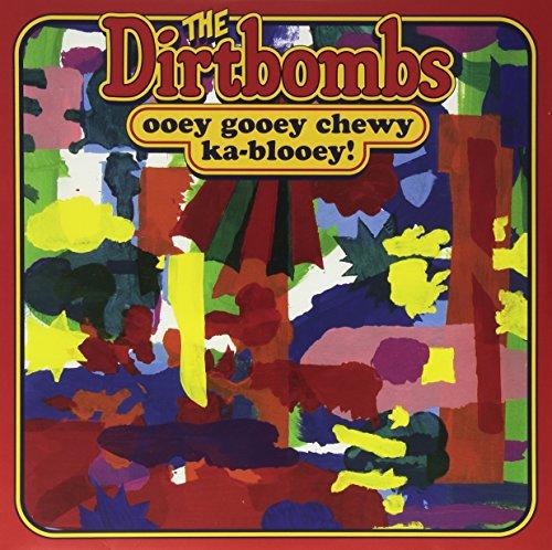 Ooey Gooey Chewy Ka-Blooey!