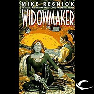 The Widowmaker Audiobook