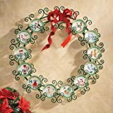 12 Days Of Christmas Wreath By Collections Etc