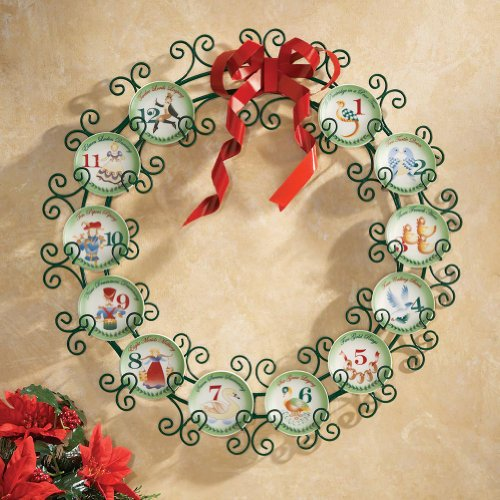 12 Days Of Christmas Wreath by Winston Brands