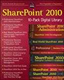 img - for SharePoint 2010 Wrox 10-Pack Digital Library book / textbook / text book