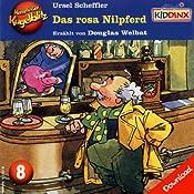 Das rosa Nilpferd (Kommissar Kugelblitz 8) | Ursel Scheffler