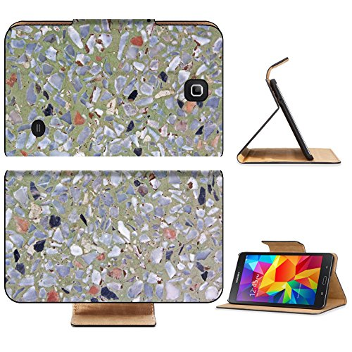 liili-premium-samsung-galaxy-tab-4-70-tablet-flip-pu-leather-wallet-case-terrazzo-background-image-o