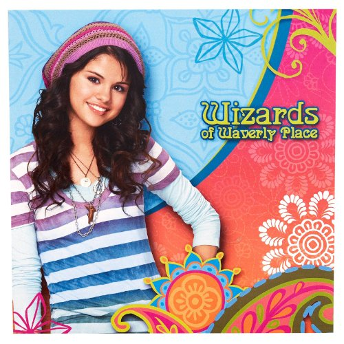 Wizards of Waverly Place Lunch Napkins - 1