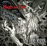 High On Fire - De Vermis Mysteriis +Bonus [Japan CD] VICP-65046