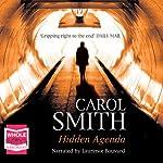 Hidden Agenda | Carol Smith