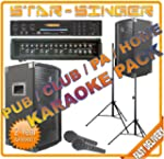 STARSINGER Karaoke Machine/Player wit...