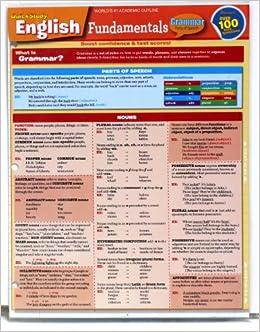 Laminated Study guides- QuickStudy - SlideBoom