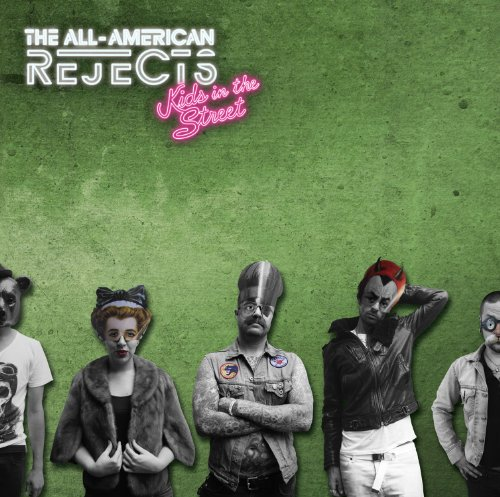 The All-American Rejects – Kids In The Street (Deluxe Edition) (2012) [FLAC]