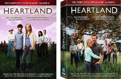 Heartland Season 5 & Heartland Season 6   Recomended Products