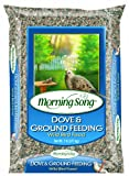 Morning Song 1022449 Dove and Ground Wild Bird Food Bag, 7-Pound