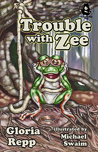 Trouble With Zee by Gloria Repp ebook deal