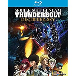 Mobile Suit Gundam Thunderbolt: December Sky Blu-ray [Blu-ray]