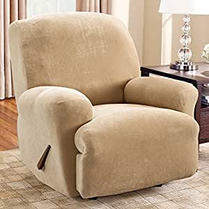 Amazon Com Sure Fit Lift Recliner Slipcover Large