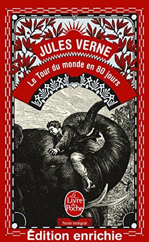Jules Verne - Le Tour du monde en 80 jours (Classiques)