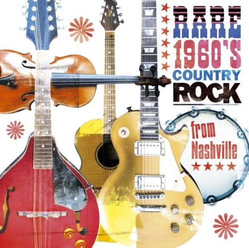 RARE 1960'S COUNTRY ROCK FROM NASHVILLE