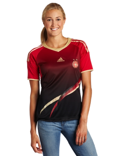 World Cup Soccer Women's Germany Away World Jersey