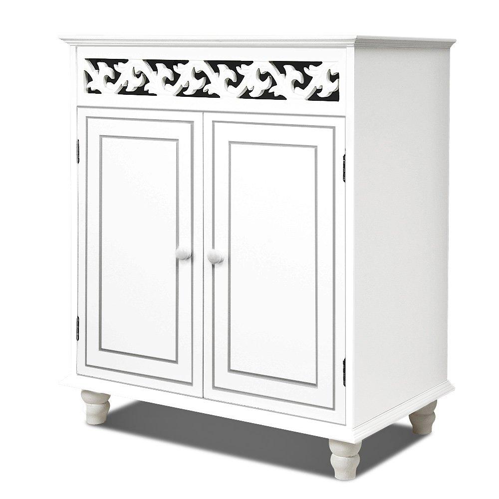 kommode jersey 2t rig wei sideboard schrank. Black Bedroom Furniture Sets. Home Design Ideas