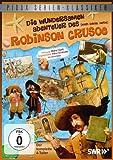 Die wundersamen Abenteuer des Robinson Crusoe - Die komplette 4-teilige Serie nach dem Roman von Daniel Defoe (Pidax Serien-Klassiker)