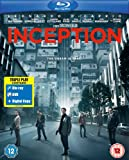 Inception (Blu-ray + DVD) [2010][Region Free]