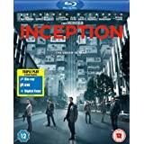Inception (Blu-ray + DVD) [2010][Region Free]by Leonardo DiCaprio