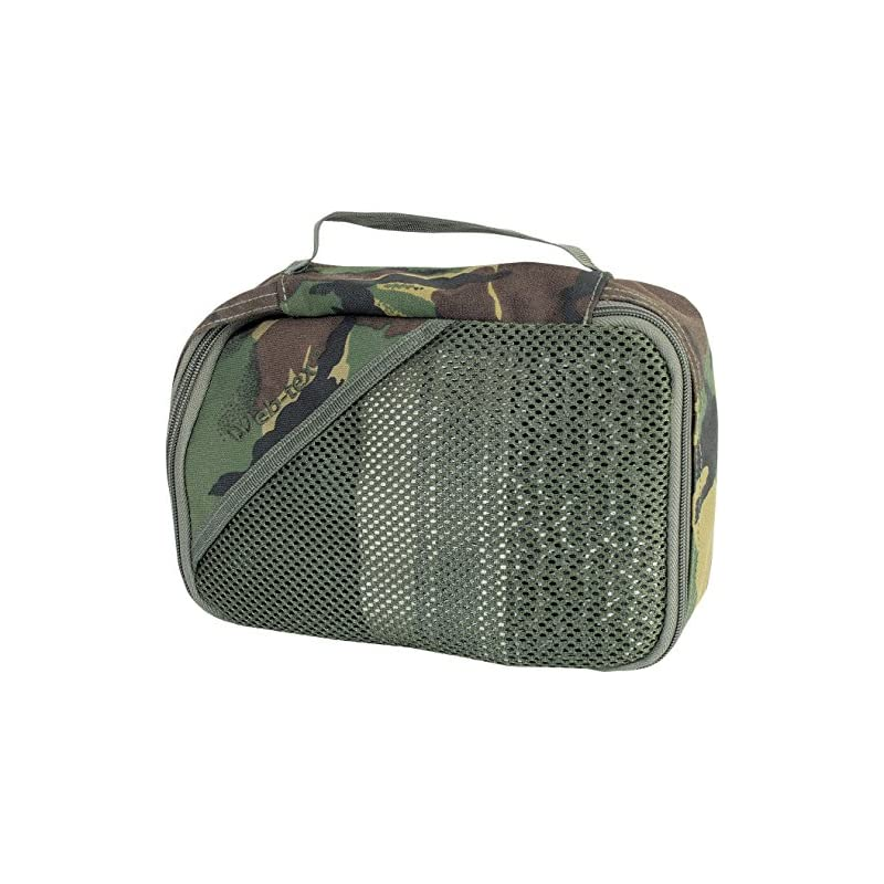WEB-TEX LARGE STASH BAG DPM CAMO AIRSOFT CADETS UTILITY POUCH