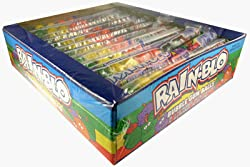 Rain-Blo Bubble Gum Balls 36 Tubes