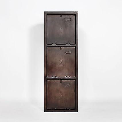 Mueble archivador 3cajones industrial | 5691pm