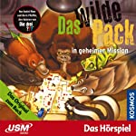 Das wilde Pack in geheimer Mission (Das wilde Pack 7) | André Marx,Boris Pfeiffer