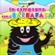 In campagna con i Barbapap�. Stickers gold 3