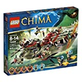 Lego Chima Cragger Command Ship - 70006