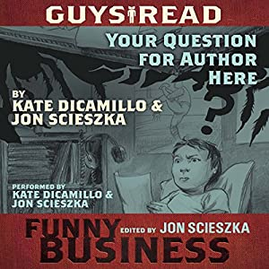 Your Question for Author Here Audiobook