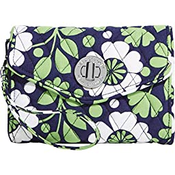 Vera Bradley Women\'s Your Turn Smartphone Wristlet Lucky You Clutch