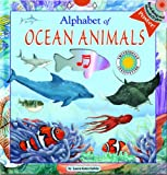 img - for Alphabet of Ocean Animals - A Smithsonian Alphabet Book (with audiobook CD and poster) (Alphabet Books) book / textbook / text book