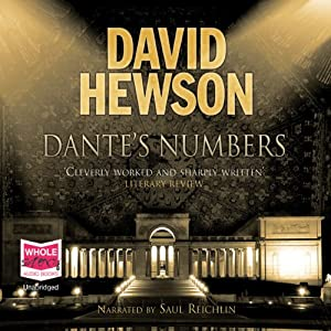 Dante's Numbers Audiobook