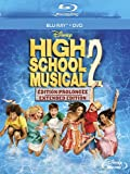 High School Musical 2: Edition prolongee / Extended Edition (Bilingual) [Blu-ray + DVD]