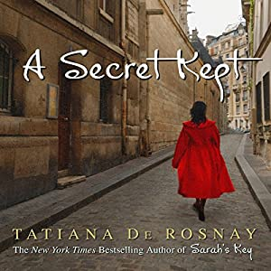 A Secret Kept Audiobook