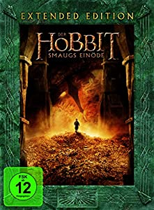 Der Hobbit: Smaugs Einöde Extended Edition [5 DVDs]