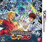SDガンダムGGENERATION 3D