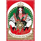 V&A Printmakers Pack of 12 Luxury Christmas Cards||RNWIT||EVAEX