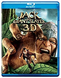 Jack the Giant Slayer (Blu-ray 3D/Blu-ray/DVD + UltraViolet Digital Copy Combo Pack) from New Line Home Video