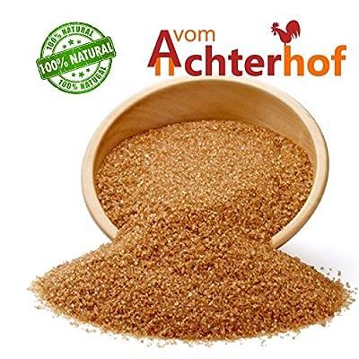 1 kg Rauchsalz Hickory Salz ein Alleskönner nicht nur für die Veggie Küche von Blanks GmbH & Co. KG - Gewürze Shop