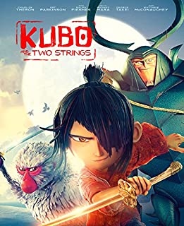Book Cover: Kubo and the Two Strings