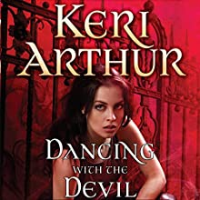 Dancing with the Devil: Nikki and Michael, Book 1 (       UNABRIDGED) by Keri Arthur Narrated by Coleen Marlo