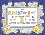 The Alphabet from A to Y With Bonus Letter Z! (0385516622) by Martin, Steve